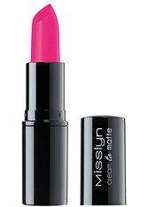 Misslyn Lippen Lippenstift Cream to Matte Long-Lasting Lipstick Nr. 283 Wild Rose 4 g