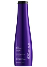 Shu Uemura Yūbi Blonde Anti-Gelbstich Purple Shampoo Haarshampoo 300.0 ml