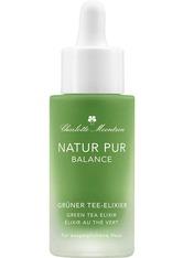 Charlotte Meentzen Natur Pur Balance Grüner Tee-Elixier 30 ml Gesichtsserum