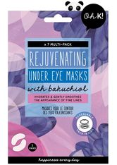 Oh K! Augenpflege Rejuvenating Under Eye Mask Multi-Pack Augenpflege 9.0 g