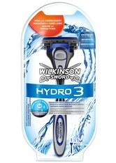 Wilkinson Hydro Hydro 3 Herren Rasierer mit 1 Rasierklinge Rasiergel 1.0 pieces
