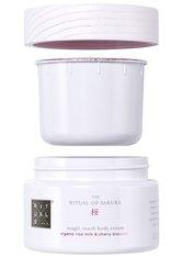 Rituals The Ritual of Sakura Magic Touch Body Cream Refill Körpercreme 220.0 ml