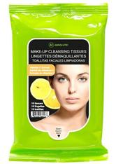 ABSOLUTE NEW YORK - Absolute New York Pflege Gesichtspflege Make-up Cleansing Tissues Vitamin C 60 Stk. - MAKEUP ENTFERNER