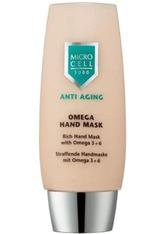 Microcell Produkte Silver Line Omega Hand Mask Handpflegeset 75.0 ml