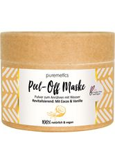puremetics Produkte Revitalisierend: Mit Cocos & Vanille Peel-Off Gesichtsmasken Maske 65.0 g