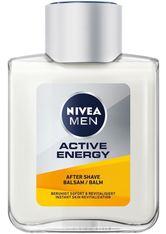 Nivea Pflege Active Energy After Shave Balsam Balsam 100.0 ml