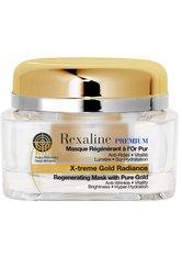 Rexaline Produkte X-treme - Gold Radiance 50ml Maske 50.0 ml