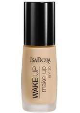 ISADORA - IsaDora Wake Up Make-Up SPF 20 30ml 00 FAIR (Fair, Warm/Peach) - FOUNDATION