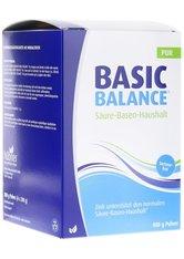 HÜBNER - Hübner Naturarzneimittel Produkte Basic Balance Pur Pulver,800g Nahrungsergänzungsmittel 0.8 kg - WOHLBEFINDEN