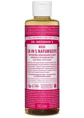 Dr. Bronner's Produkte Rose - 18in1 Naturseife 240ml Seife 240.0 ml