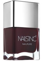 Nails inc Nagellack Nailpure Nagellack 14.0 ml