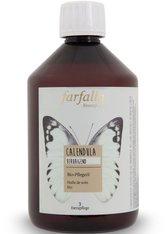 Farfalla Produkte Pflegeöl - Calendula 500ml Körperöl 500.0 ml