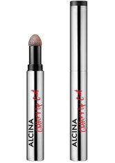 ALCINA - ALCINA Lip Glittery Lip Coat Lippenpuder  1 Stk Glittery - LIPPENSTIFT