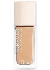 Dior Diorskin Forever Natural Nude Flüssige Foundation 30 ml Nr. Nc 42
