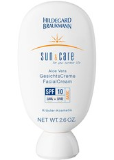 Hildegard Braukmann Sun & Care Aloe Vera Gesichts Creme SPF 10 75 ml Gesichtscreme