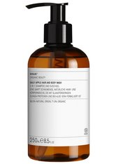 Evolve Organic Beauty Körperpflege Daily Apple Hair and Body Wash Duschgel 250.0 ml