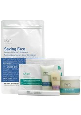 Skyn Iceland Sets Saving Face Kit Gesichtspflege 1.0 pieces