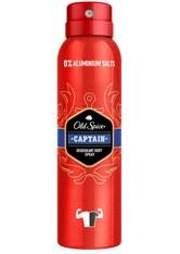 Old Spice Produkte Old Spice Deo Bodyspray Captain 6er Pack 6x 150ml Deodorant 900.0 ml