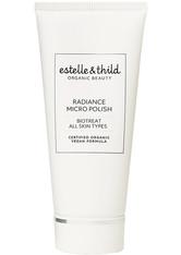 Estelle & Thild Reinigung BioTreat Radiance Micro Polish Gesichtspeeling 50.0 ml