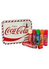 Lip Smacker Coca Cola Collection Coca-Cola Holidayset - 6 Lippenpflegestifte Lippenpflege 1.0 pieces