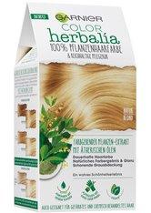 GARNIER COLOR HERBALIA Naturblond 100% pflanzliche Haarfarbe Haarfarbe 1 Stk