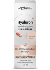 medipharma Cosmetics Produkte Medipharma Cosmetics Hyaluron Nude Perfection mittel Gesichtscreme 50.0 ml