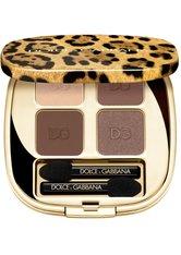 Dolce&Gabbana Augen Felineyes Intense Eyeshadow Quad Lidschatten 4.8 g