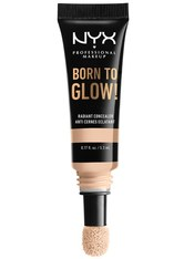 NYX Professional Makeup Born to Glow Radiant Concealer (Various Shades) - Light Ivory
