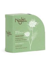 Najel Produkte Aleppo-Seife - Schwarzkümmel 100g Stückseife 100.0 g