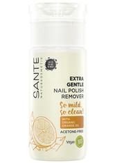 Sante Extra Gentle Nail Polish Remover Nagellackentferner 100 ml No_Color