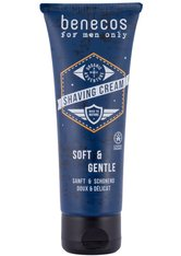 BENECOS - benecos Men Shaving Cream 75 ml - Rasur - RASIERSCHAUM & CREME