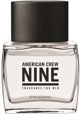 American Crew Fragrances Nine Fragrance Eau de Toilette 75 ml