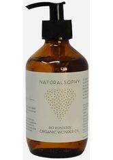 NATURALSOPHY - Naturalsophy Produkte Organic Wonder Oil Family 250ml Körperöl 250.0 ml - KÖRPERCREME & ÖLE