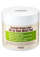 PURITO - PURITO Produkte PURITO Centella Green Level All In One Mild Pad Gesichtswasser 130.0 ml - GESICHTSWASSER & GESICHTSSPRAY