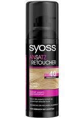 Syoss Ansatz Retoucher Sofort Ansatz-Kaschierspray Dunkelblond Ansatzspray 120 ml