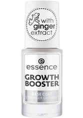 Essence Nagelpflege & Repair Growth Booster Base Coat Stronger Growth Nagelpflegeset 8.0 ml