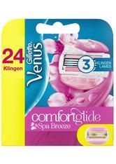 Gillette Venus Produkte Gillette Venus Comfortglide Breeze Spa Ersatzklingen 24er Rasiergel 24.0 pieces