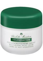 Charlotte Meentzen Regeneration Feuchtigkeitscreme Nacht Gesichtscreme 50.0 ml