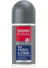 Hidrofugal Men Men Deo Frisch & Stark Roll-On Deodorant 50.0 ml