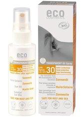 ECO COSMETICS - Eco Cosmetics Sonnenöl Spray LSF 30 50 ml - Sonnenspray - SONNENCREME