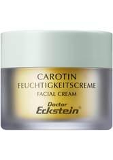 DOCTOR ECKSTEIN - Doctor Eckstein Cremes Doctor Eckstein Cremes Carotin Feuchtigkeitscreme Gesichtscreme 50.0 ml - Tagespflege