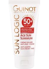 Guinot Sun Logic Age Sun Summum Sonnenpflege Gesicht LSF-50+ 50 ml Sonnencreme