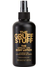 THE GRUFF STUFF - THE GRUFF STUFF The Spray on Body Lotion  Bodylotion  20 ml - KÖRPERCREME & ÖLE