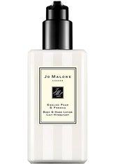 Jo Malone London - English Pear & Freesia Body & Hand Lotion, 250ml – Hand- Und Bodylotion - one size