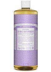 Dr. Bronner's Produkte Lavendel - 18in1 Naturseife 945ml Seife 945.0 ml