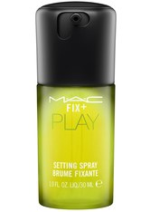 MAC - MAC Mini Fix+ Vibes Setting Spray (Various Shades) - Play - Gesichtswasser & Gesichtsspray