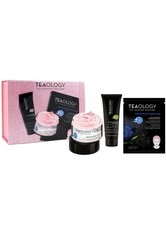 Teaology Gesichtspflege Hydrating and Glowing Beauty Routine Gesichtspeeling 1.0 pieces