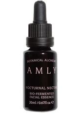 AMLY BOTANICALS - Amly Botanicals Produkte Amly Botanicals Produkte Nocturnal Nectar Facial Essence Gesichtsfluid 20.0 ml - Serum