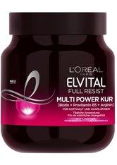 L´Oréal Paris Elvital Full Resist Multi Power Haarkur 680.0 ml