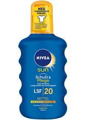 Nivea Sonnenpflege Sonnenschutz Sun Schutz & Pflege Sonnenspray LSF 50+ 200 ml